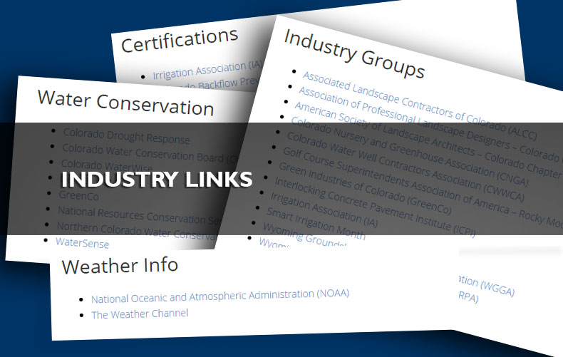 CPS distributors Industry Links