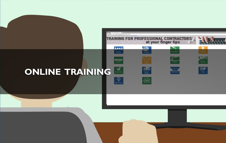 CPS Landscape Supply Online Training