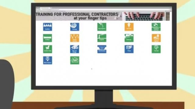 Online Landscaping Training from CPS Distributors