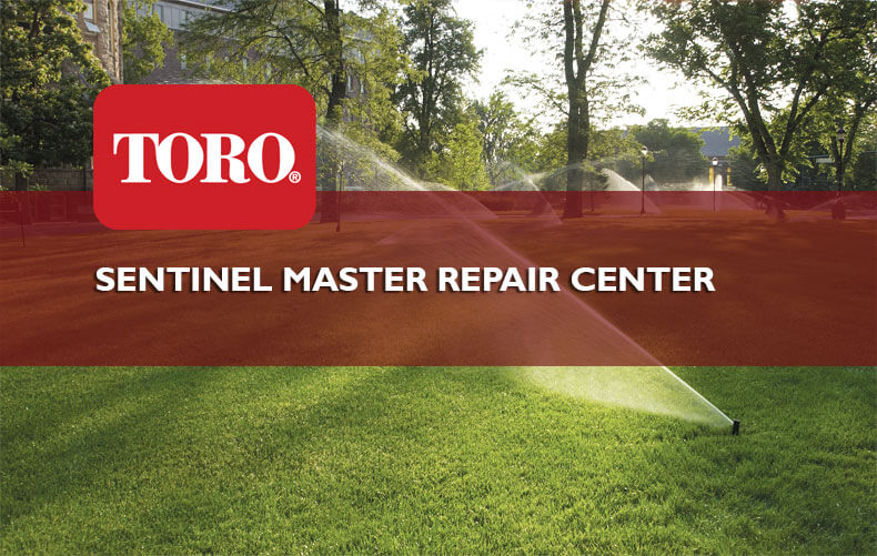 Toro Sentinel Master Repair & Service Center Serving Colorado