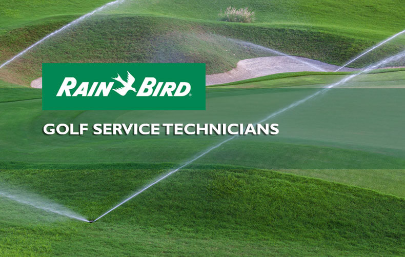 Rain Bird Golf Technicians in Colorado