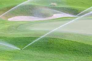 Landscape Supply for Golf Courses in Colorado and Wyoming
