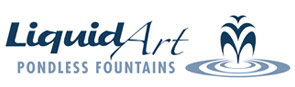 LiquidArt Pondless Fountain Supply in Colorado and Wyoming