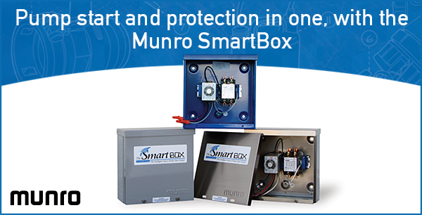 Munro start and protection in one, with the Munro SmartBox