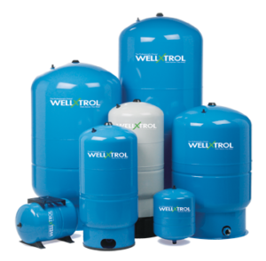 Water Well Pump Tanks
