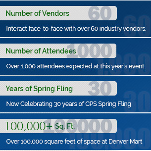 Denver Landscaping Trade Show - Spring Fling Pro Green