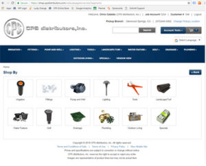 Online Shopping at CPS distributors