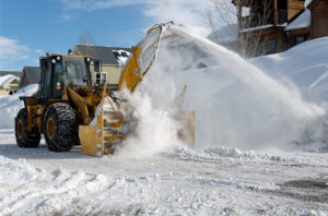 Colorado Snow Plowing Service Liability Law Passes